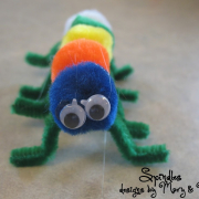 Pipe Cleaner Bugs