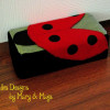 Lady Bug Door Stop