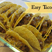 Easy Oven Tacos