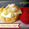 Lemon Curd Cream Puffs