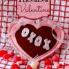 Hanging Valentine