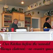 Kitchen Remodel Part #1