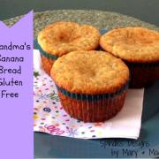 Gluten Free - Grandmas Banana Bread