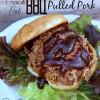 Crock Pot BBQ Pulled Pork
