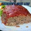 Kathleen's Meat Loaf