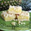 Pineapple Crumble