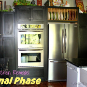 Kitchen Remodel--Final Phase