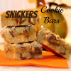 Snicker Cookie Bars