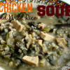 Chicken and Wild Rice Soup