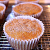 Apple-Carrot Muffins