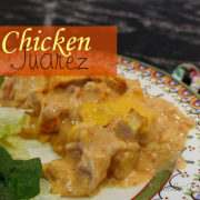 Chicken Juarez