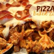 Pizza Baked Zitti