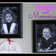 Frames and Memories