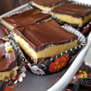 Yummy Nanaimo Bars