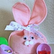 Free Felt  Bunny Pattern