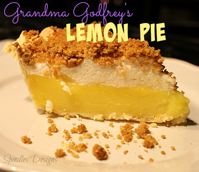 GG's lemon pie