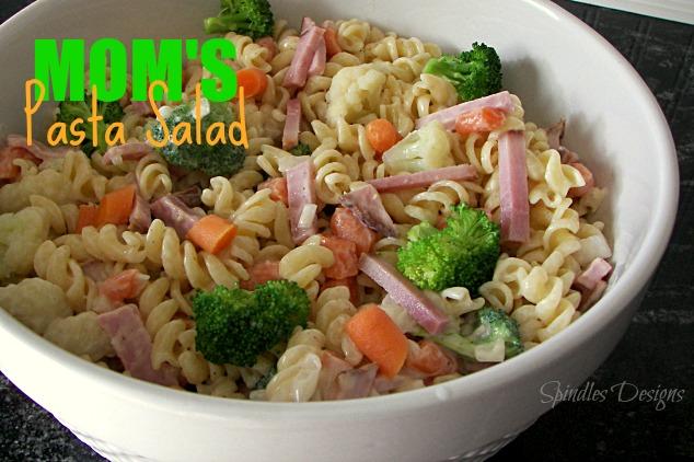 moms pasta salad