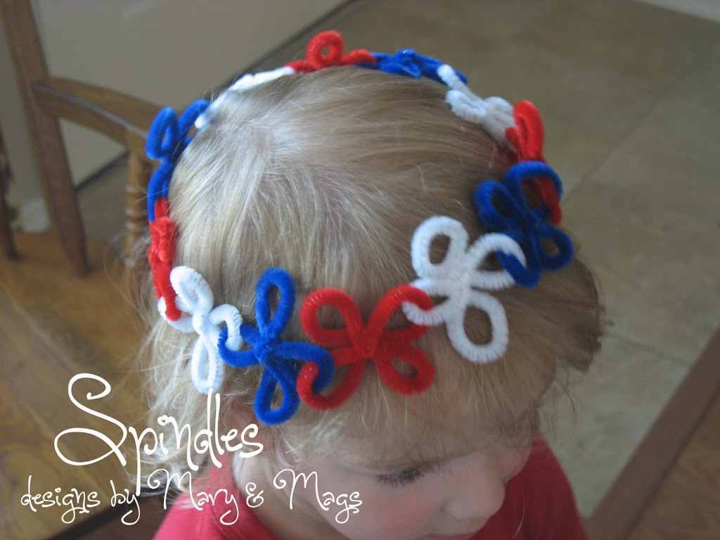 Pipe cleaners for crafts - 4th Of July Pipe Cleaner Crafts