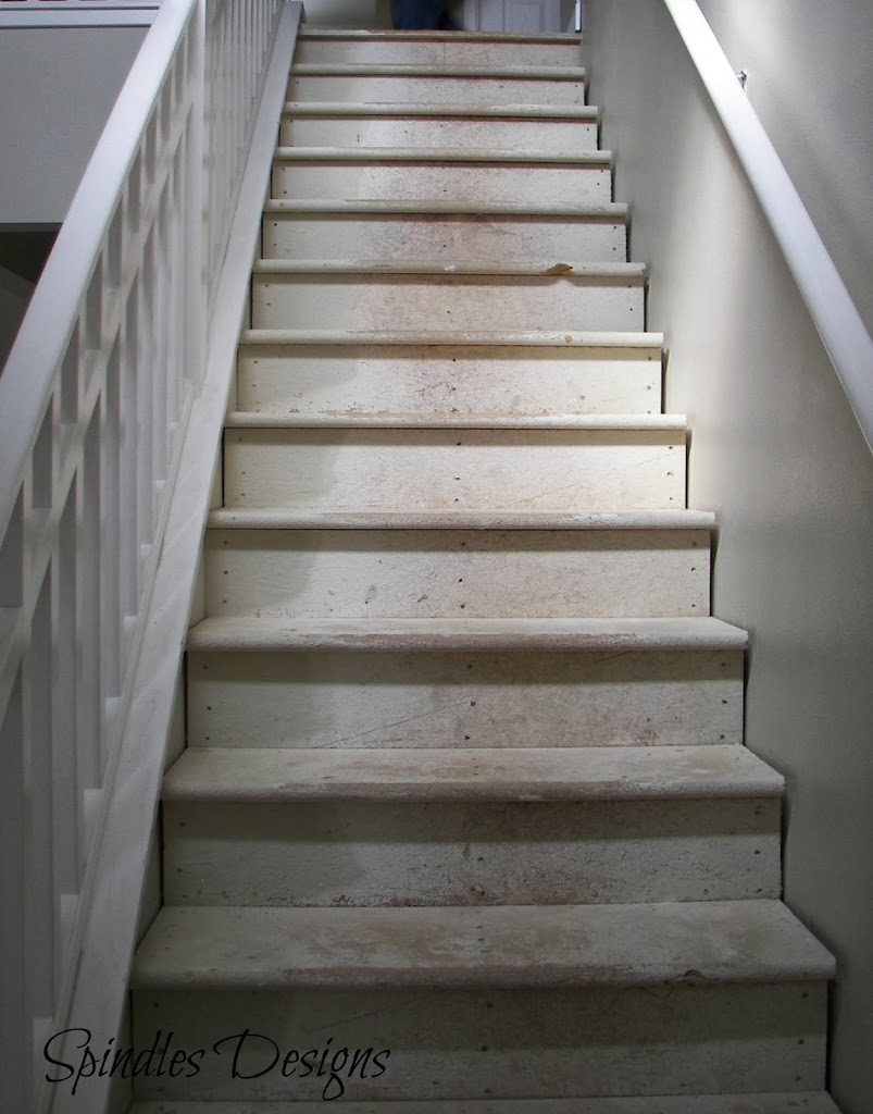Stairs Make Over