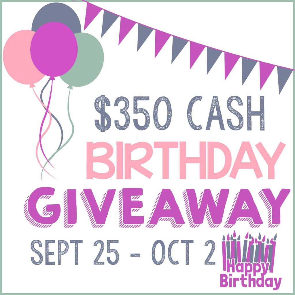 Birthday Giveaway for Play. Party. Pin.