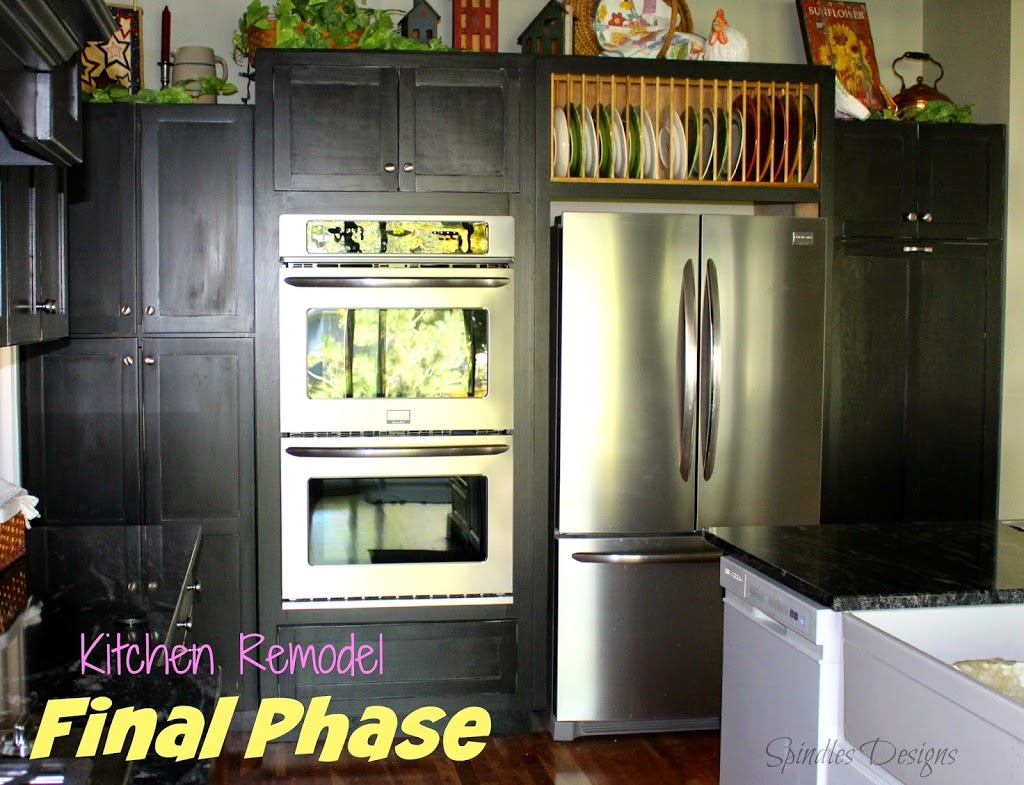 Kitchen Remodel–Final Phase