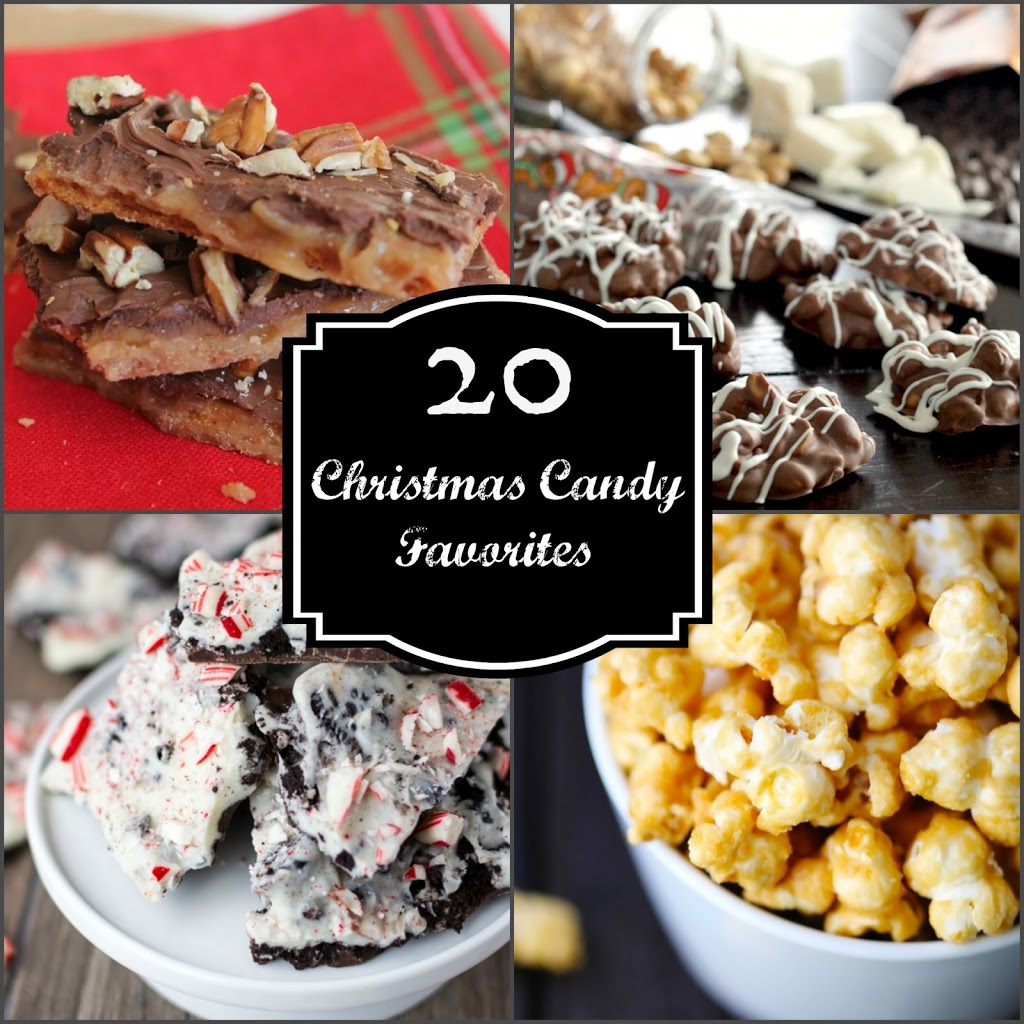 20 Christmas Candy Recipes