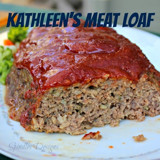 The best of 2014 at Spindles Designs #thebestof2014 #meatloaf
