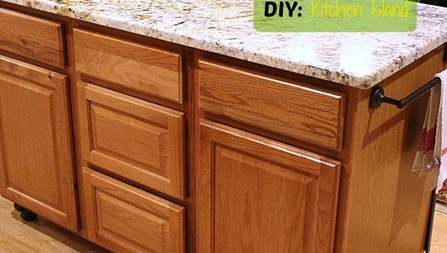 DIY: Kitchen Island