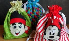 Toy Bags - Make clean up time fun and easy. www.spindlesdesigns.com