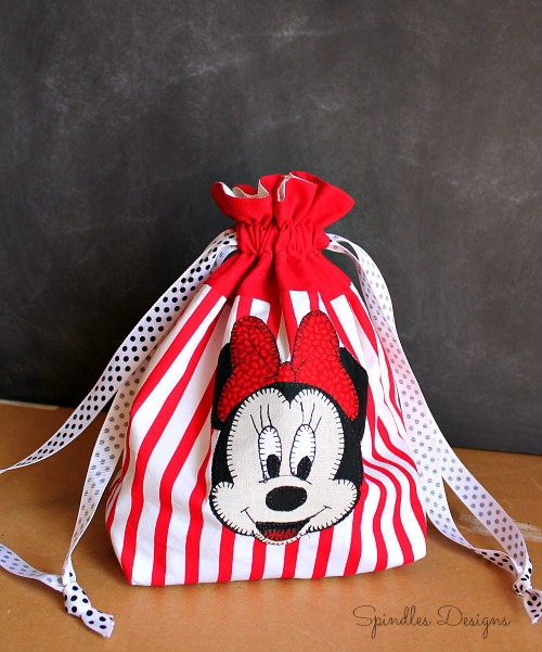 Toy Bags- Easy clean up and cute storage. www.spindlesdesigns.com