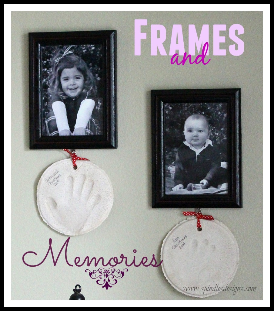 Frames and Memories at www.SpindlesDesigns.com