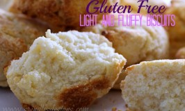 Gluten Free Light and Fluffy Biscuits