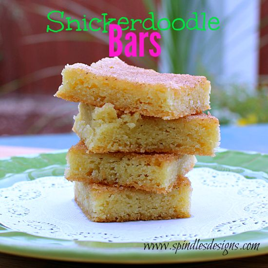snickerdoodle bars 2