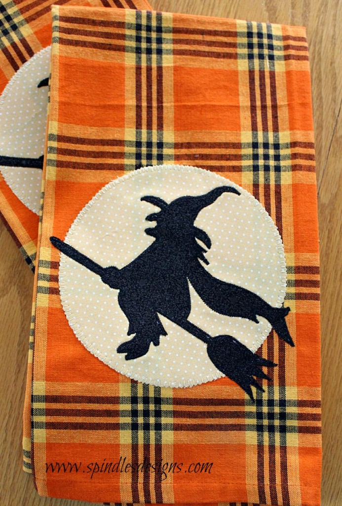 witch towel 1