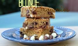 Blonde Brownies