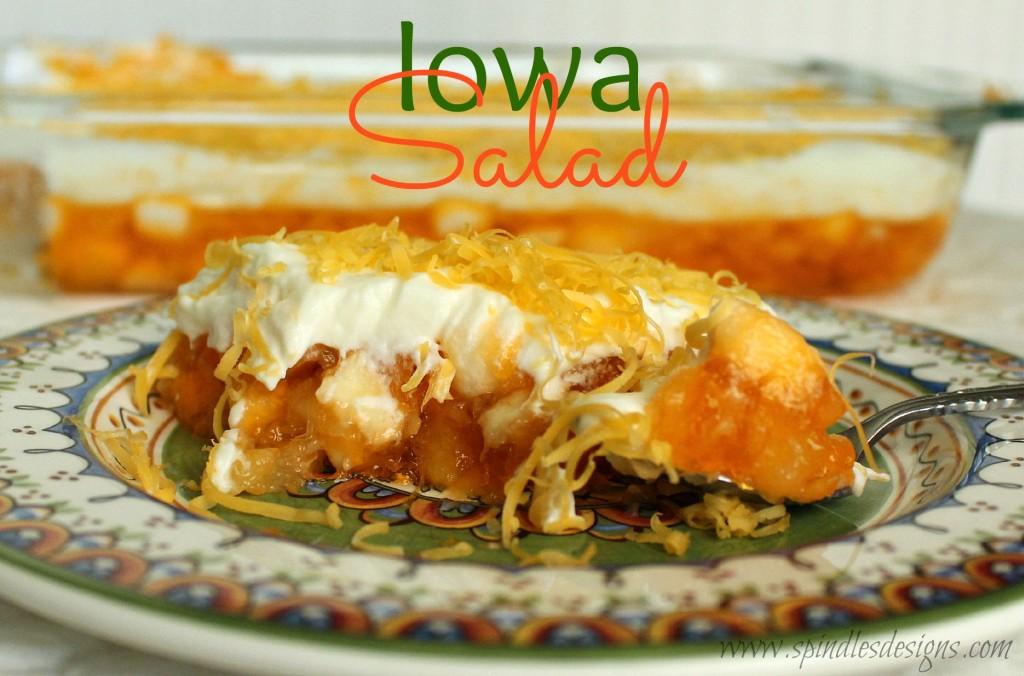Iowa salad 1