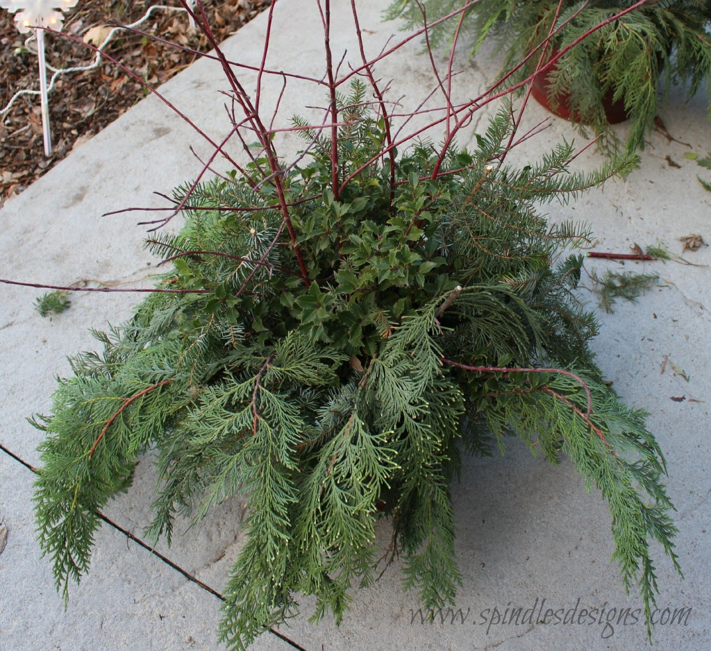 Christmas pot 5
