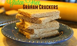 Gluten-Free Graham Crackers