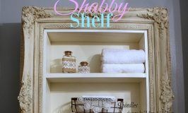 Shabby Shelf